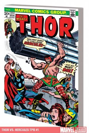 Thor Vs. Hercules (Trade Paperback)
