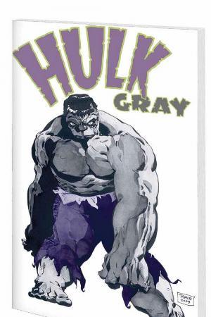 Hulk: Gray (Trade Paperback)
