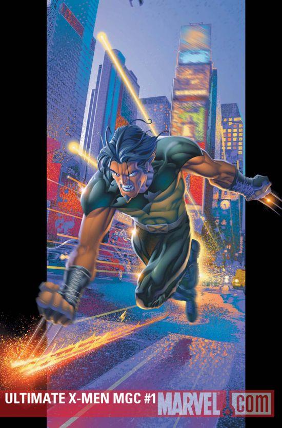 Ultimate X-Men MGC (2011) #1