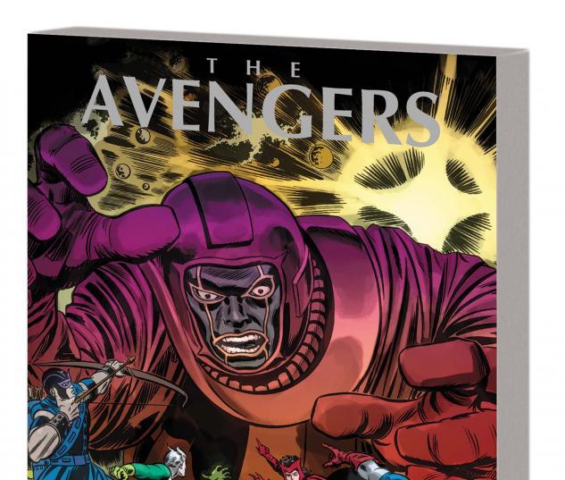 Marvel Masterworks: Avengers Vol. 3 TPB