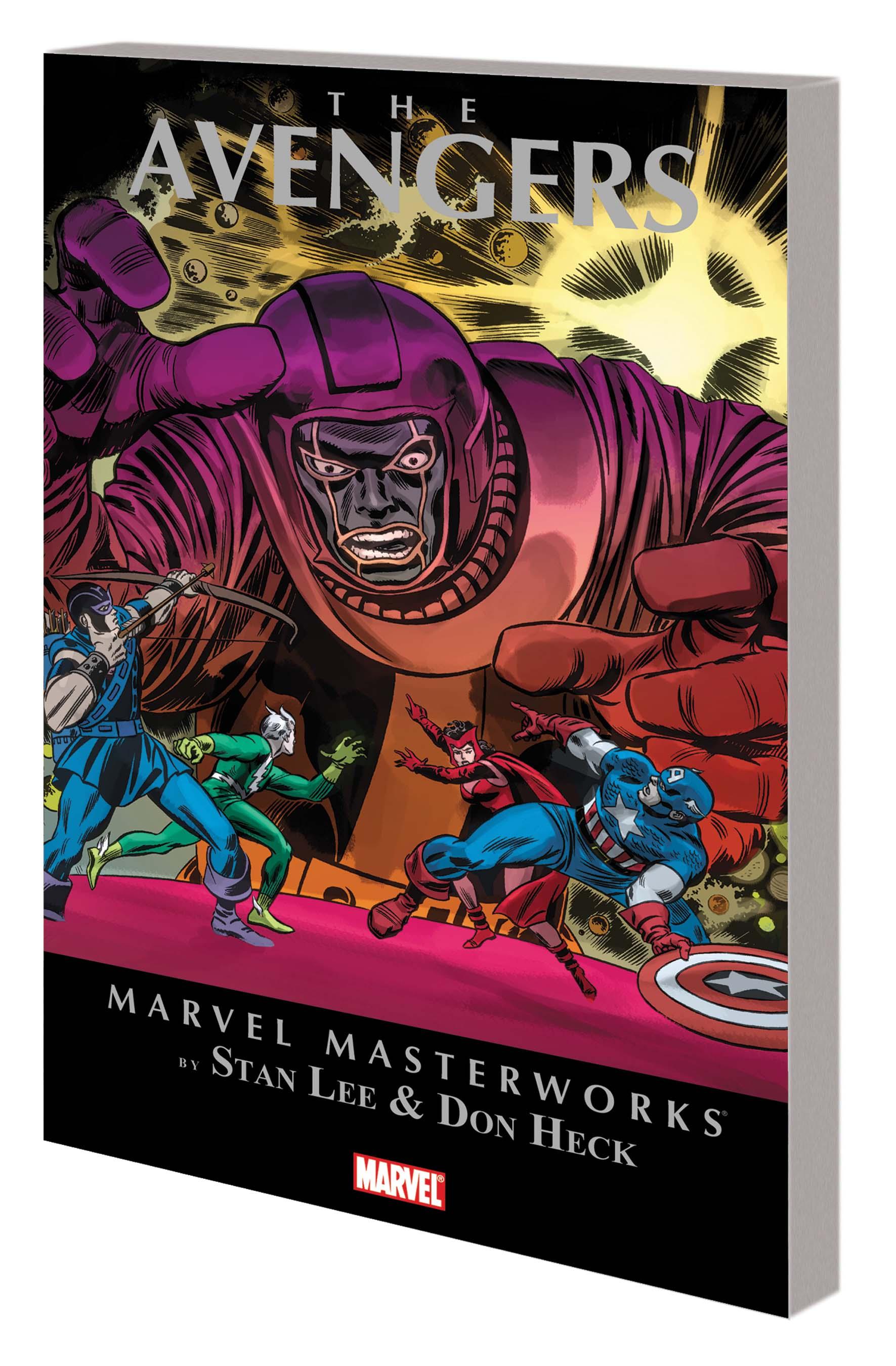 Marvel Masterworks: The Avengers Vol. 3 (Trade Paperback)