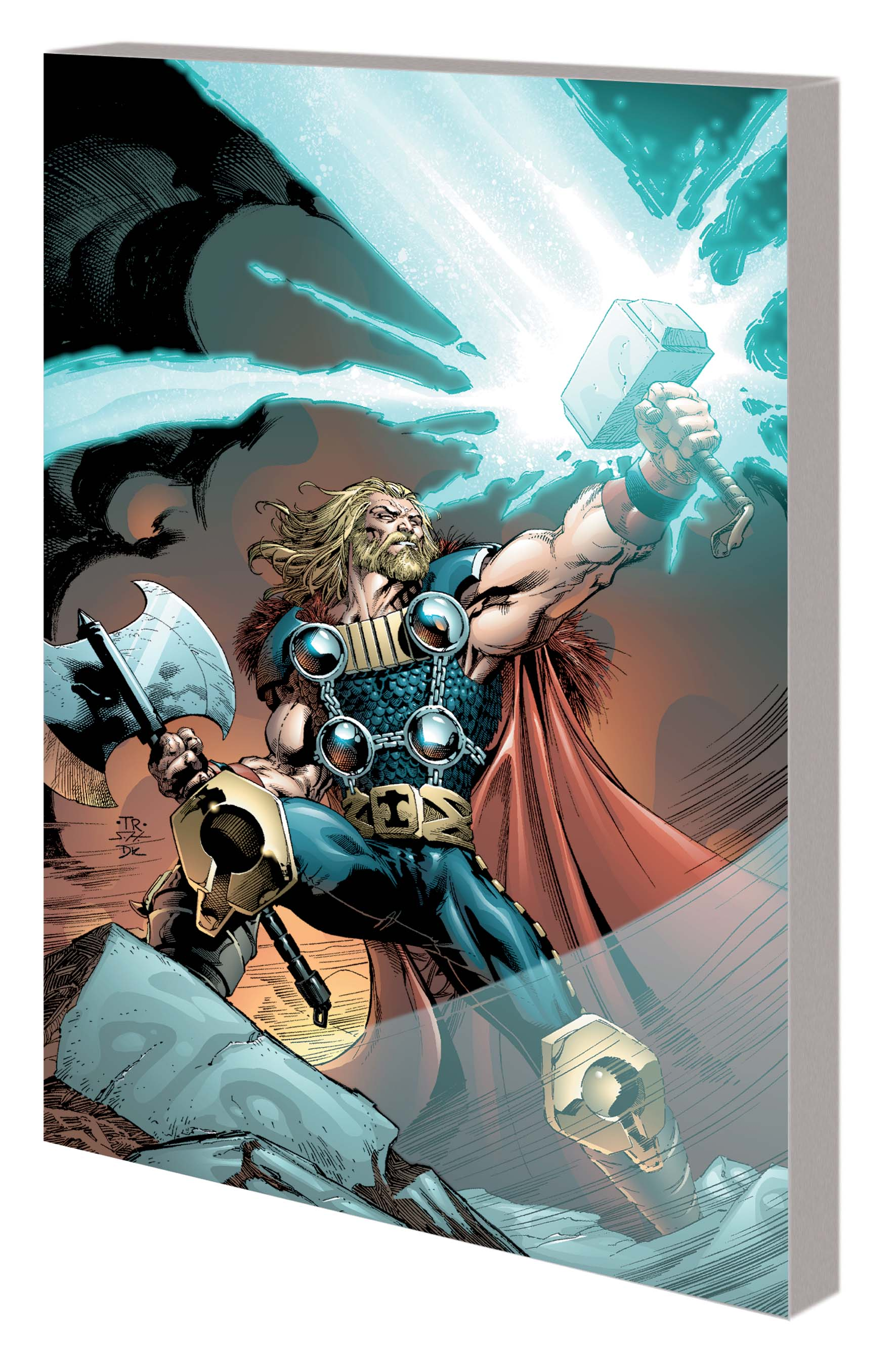 Thor: Lord of Asgard (New Printing) (Trade Paperback)