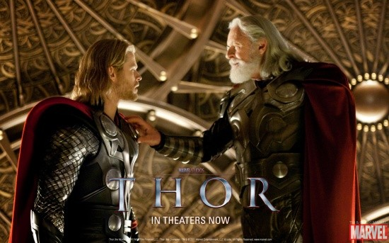 Thor Movie Wallpaper #17