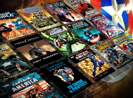Required Reading: Captain America Collections
