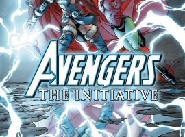 Avengers: The Initiative (2007) #18