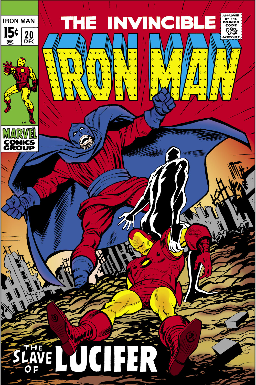 Iron Man (1968) #20
