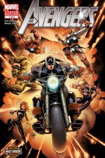 Harley-Davidson Avengers #1