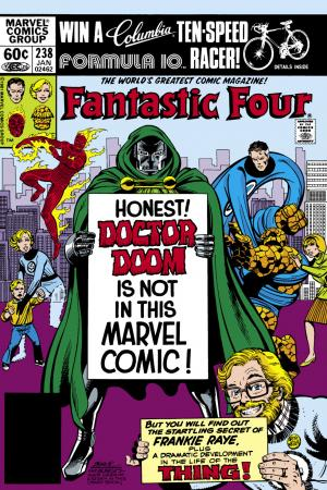 Fantastic Four (1961) #238