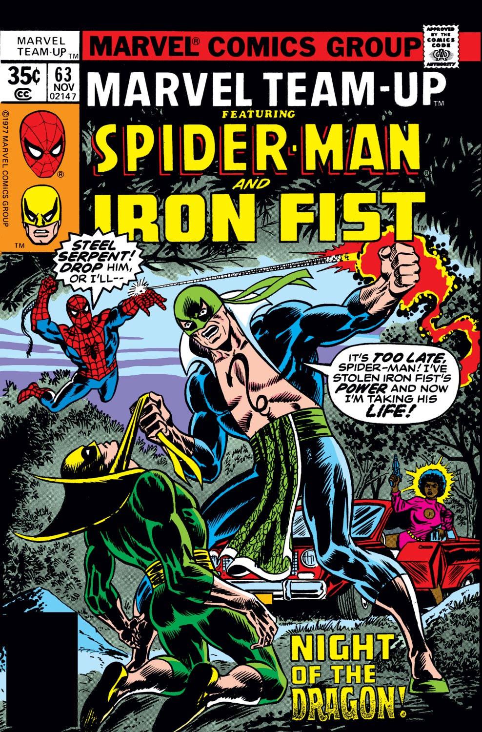 Marvel Team-Up (1972) #63