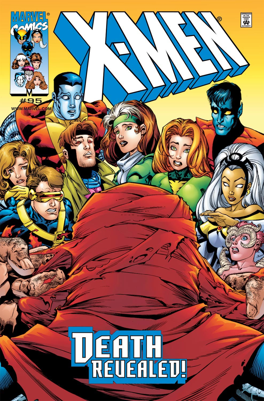 X-Men (1991) #95