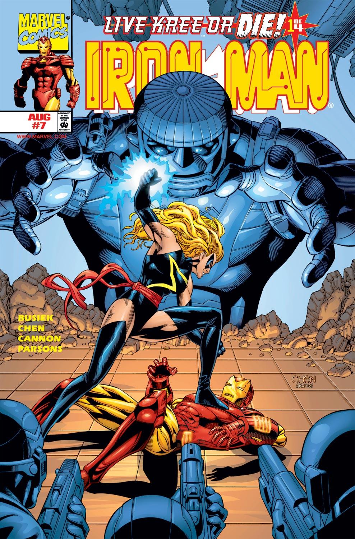 Iron Man (1998) #7