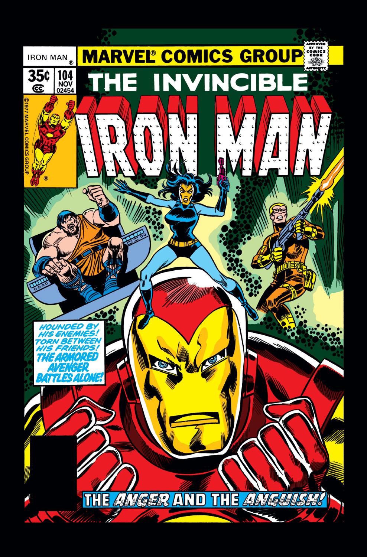 Iron Man (1968) #104
