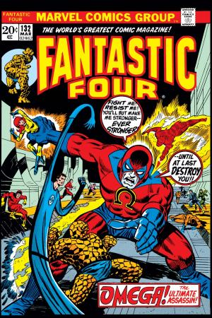 Fantastic Four (1961) #132