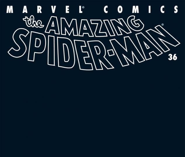 Amazing Spider-Man (1999) #36 Cover
