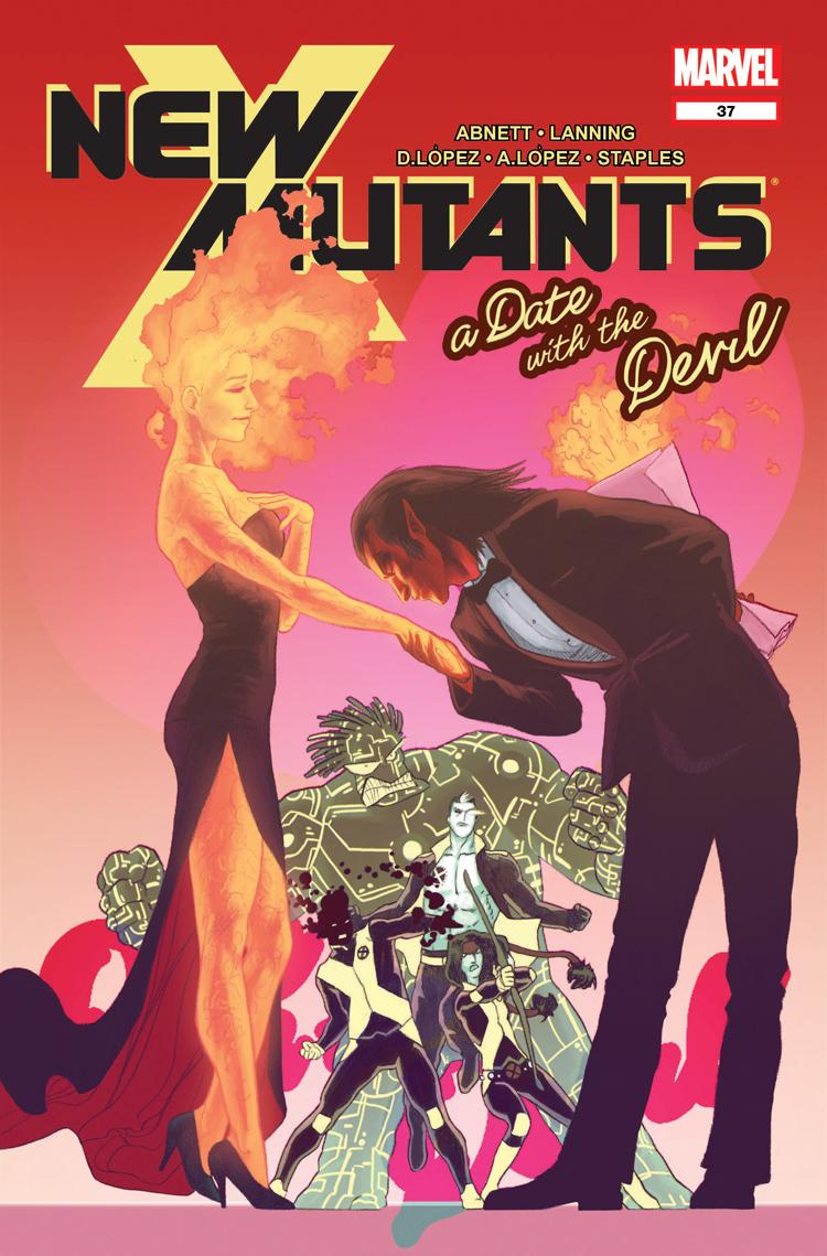 New Mutants (2009) #37