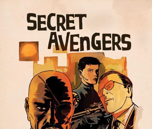 Secret Avengers (2013) #5 Francavilla Variant Cover