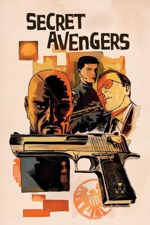 Secret Avengers (2013) #5 (Francavilla Variant)