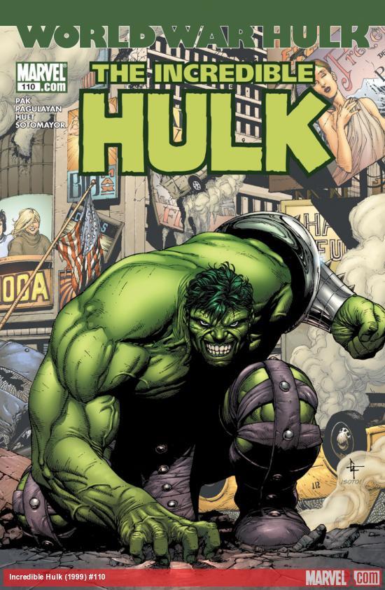 Incredible Hulk (1999) #110