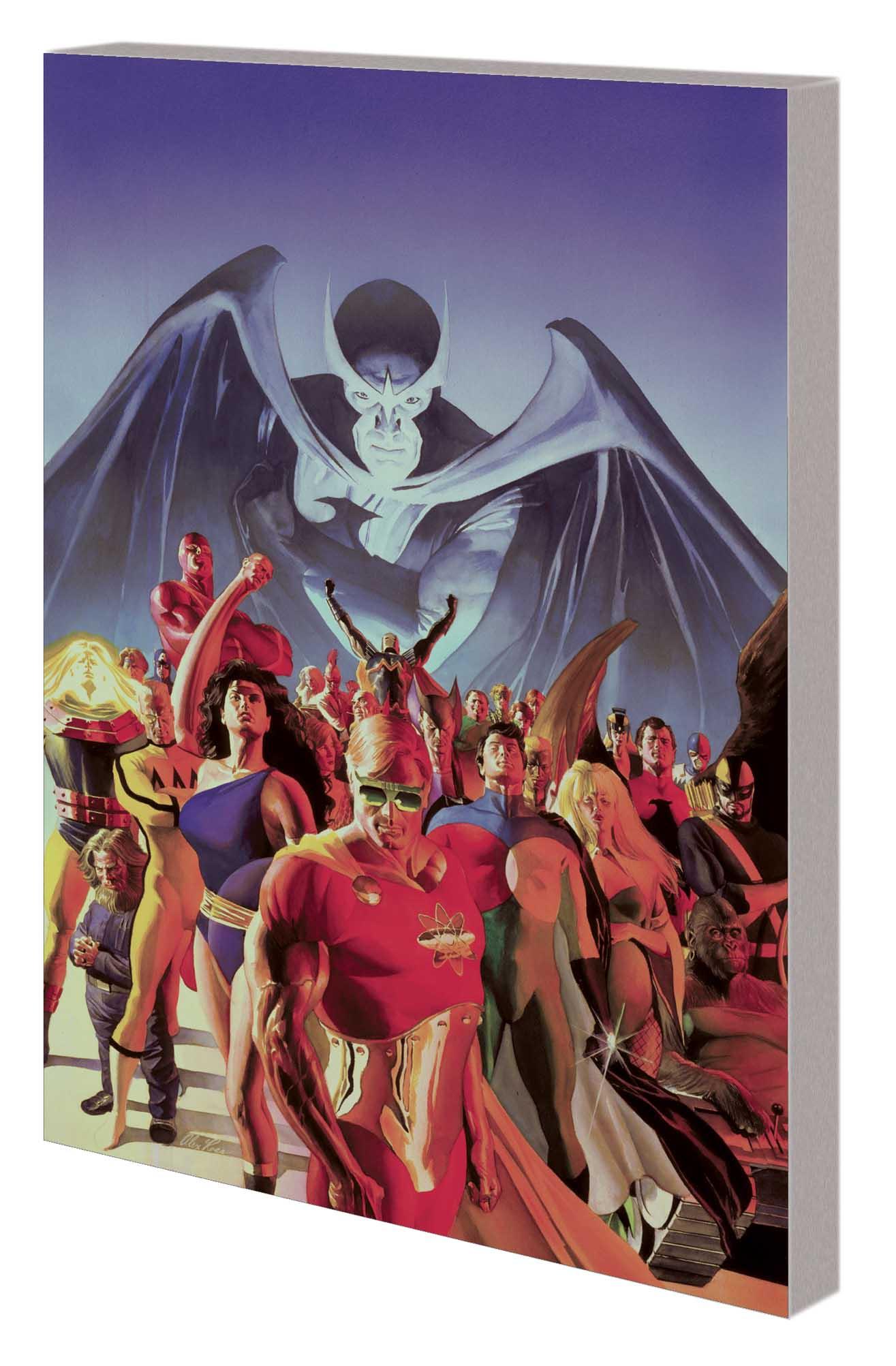 Squadron Supreme (Trade Paperback)