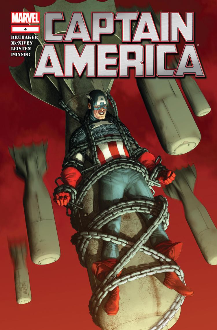 Captain America (2011) #4