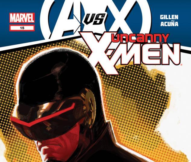 Uncanny X-Men (2011) #15