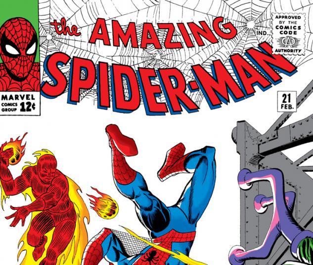Amazing Spider-Man (1963) #21