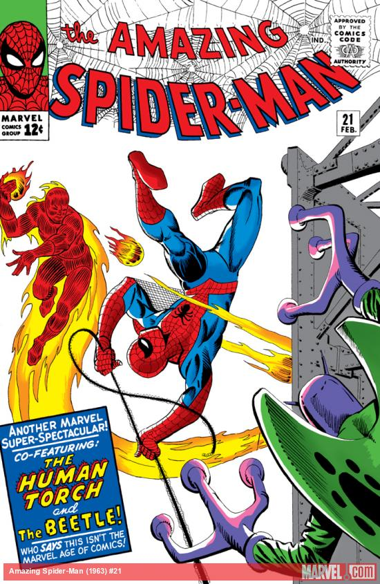 The Amazing Spider Man 1963 21