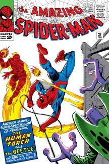The Amazing Spider-Man #21