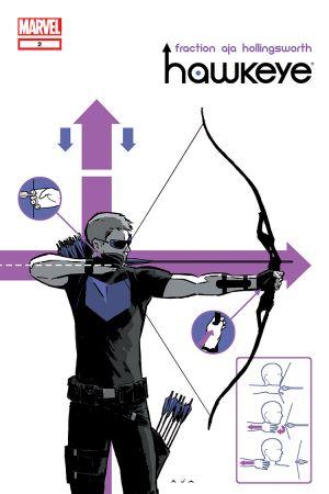 Hawkeye (2012) #2