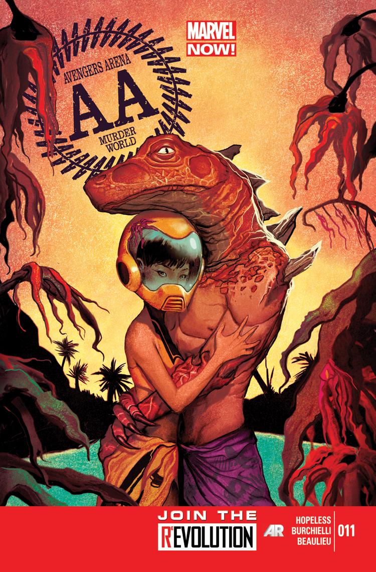 Avengers Arena (2012) #11