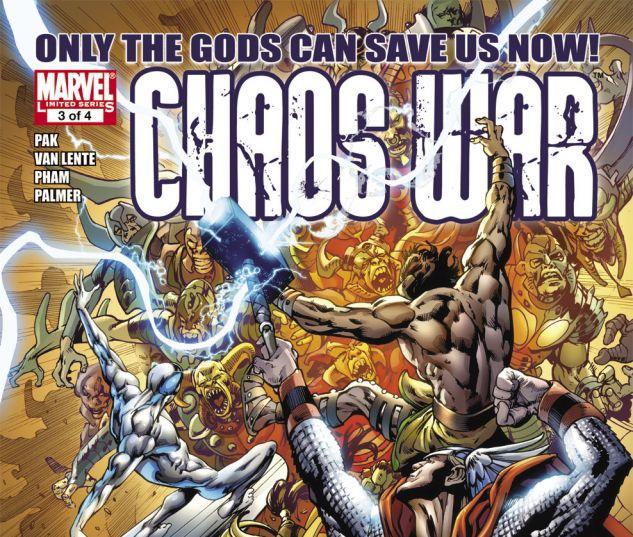 Chaos War (2010) #3