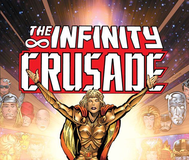 Infinity Crusade Vol. 1 TPB