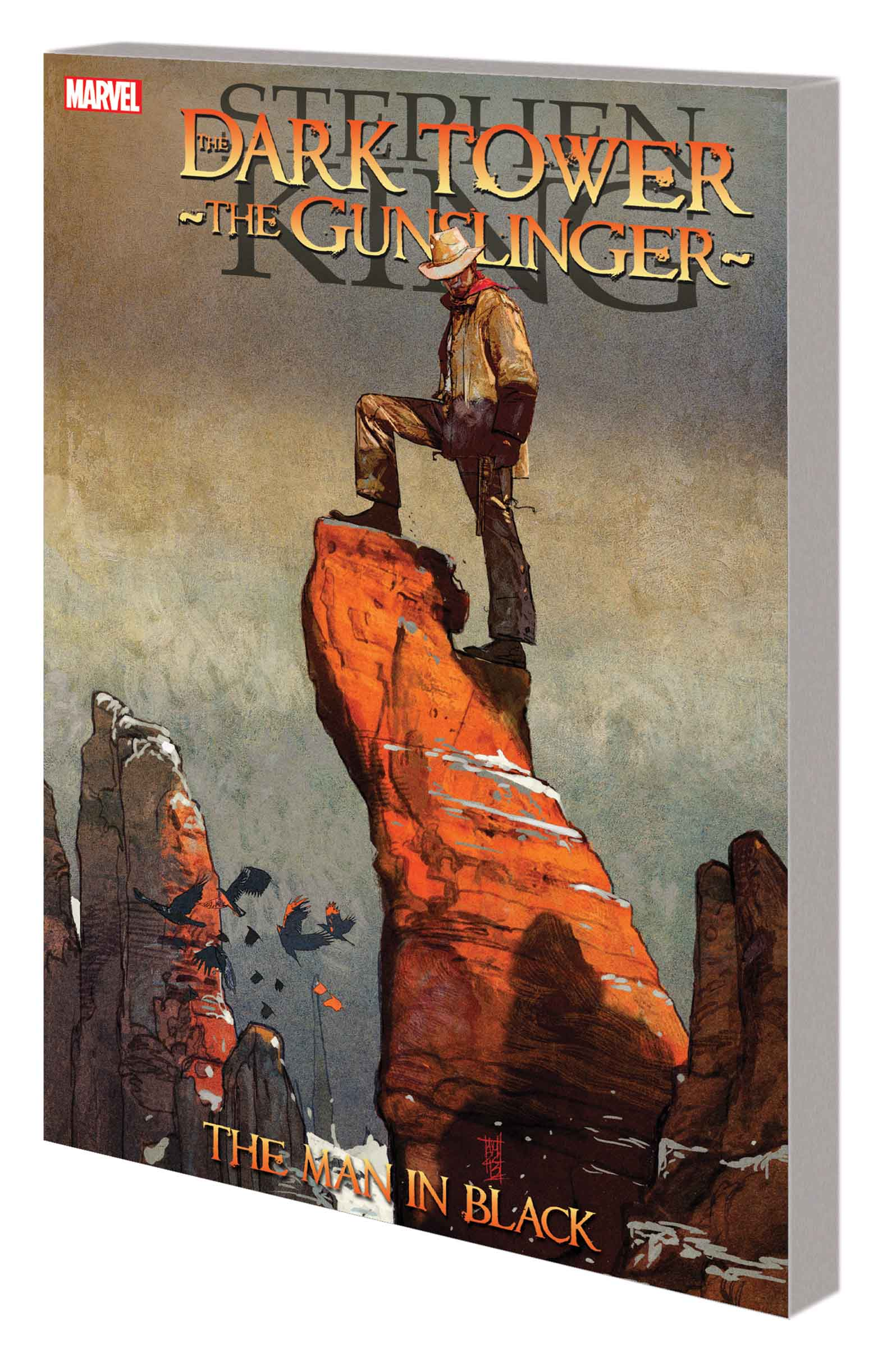 DARK TOWER: THE GUNSLINGER - THE MAN IN BLACK TPB (Trade Paperback)