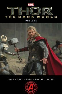 Marvel'S Thor: The Dark World Prelude (Trade Paperback)