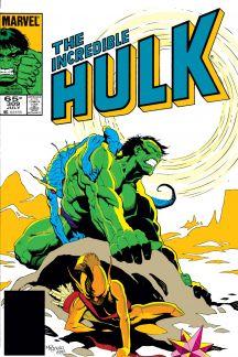 Incredible Hulk #309