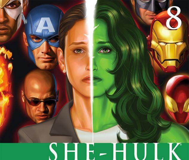 She-Hulk #8