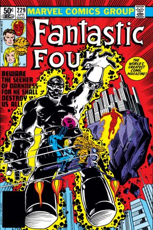 Fantastic Four (1961) #229