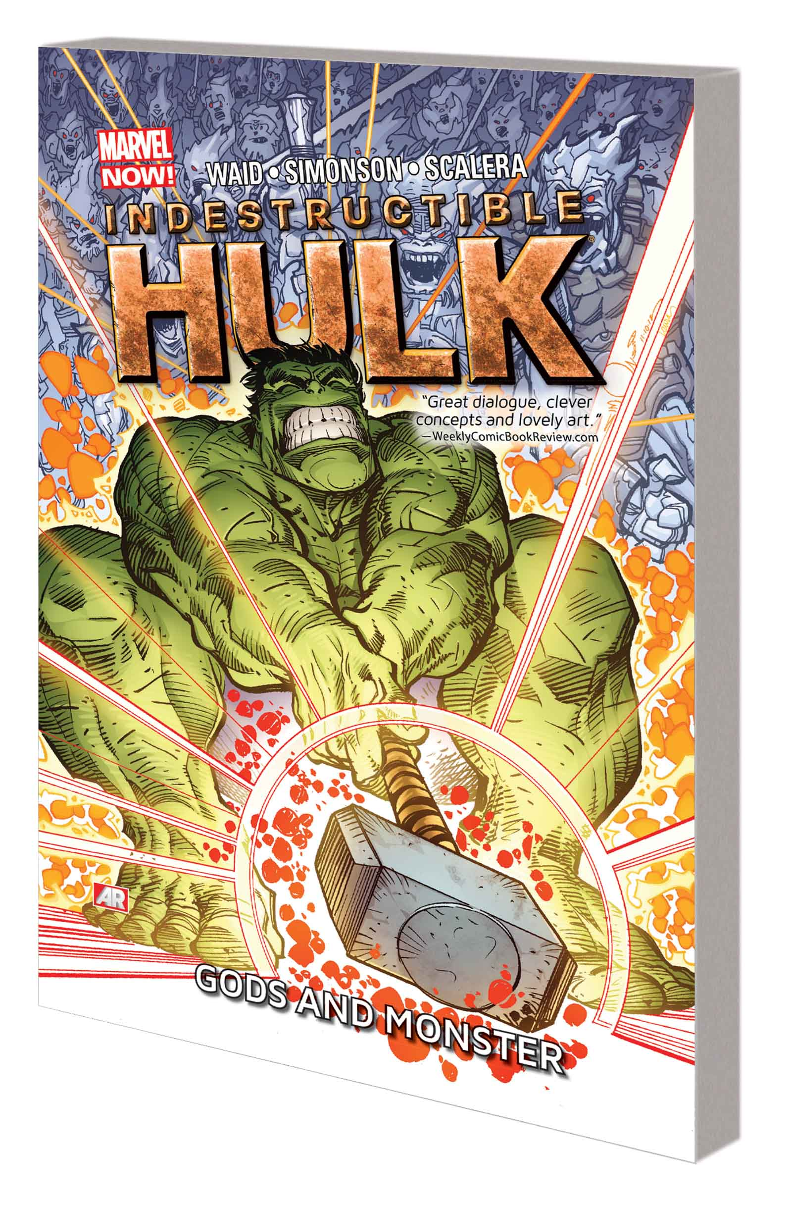 INDESTRUCTIBLE HULK VOL. 2: GODS AND MONSTER TPB (Trade Paperback)