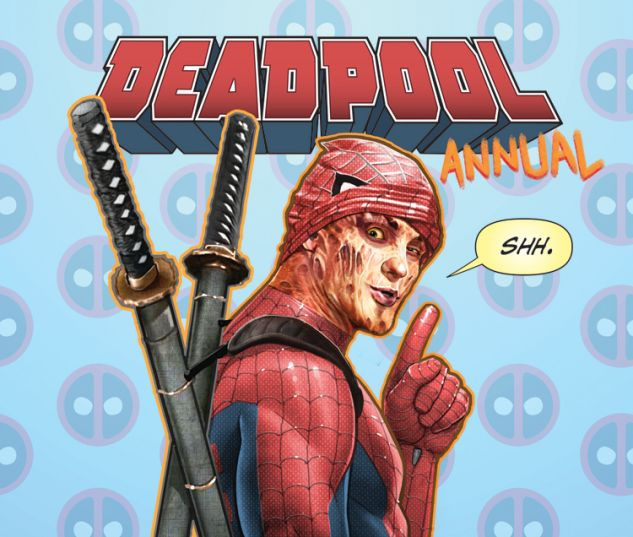 DEADPOOL ANNUAL 2 (ANMN, WITH DIGITAL CODE)