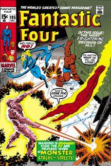 Fantastic Four (1961) #105