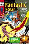 Fantastic Four (1961) #105 Cover
