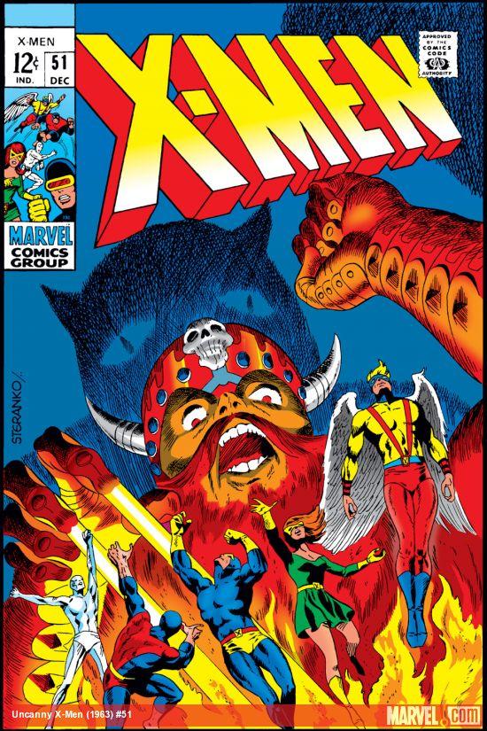 Uncanny X-Men (1963) #51
