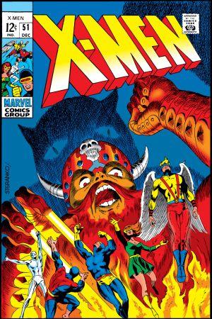Uncanny X-Men #51