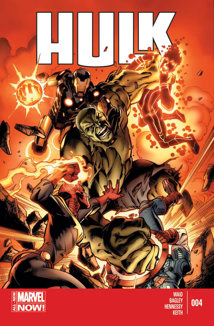 Hulk (2014) #4