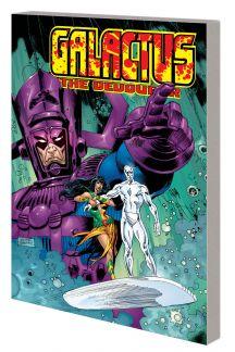 Galactus the Devourer (Trade Paperback)