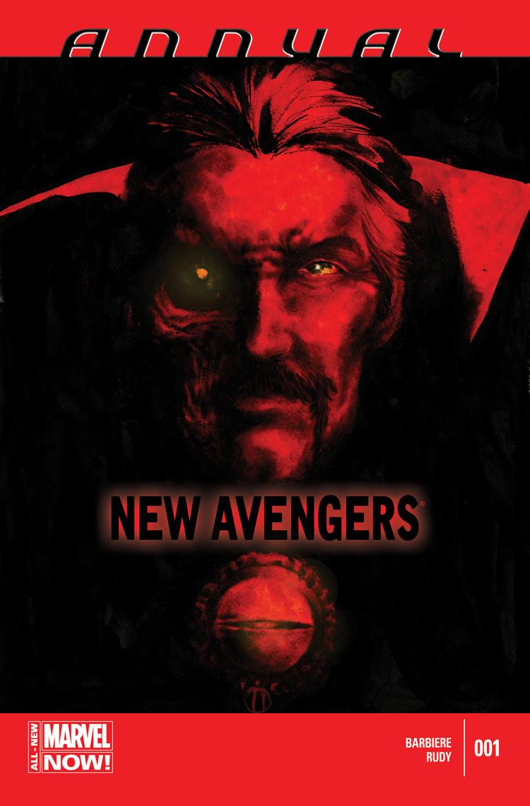 New Avengers Annual (2014) #1