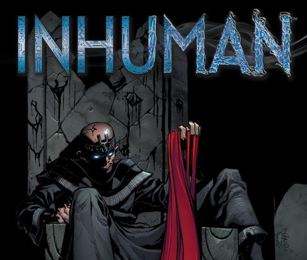INHUMAN 5 (WITH DIGITAL CODE)