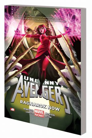 UNCANNY AVENGERS VOL. 3: RAGNAROK NOW  (Trade Paperback)