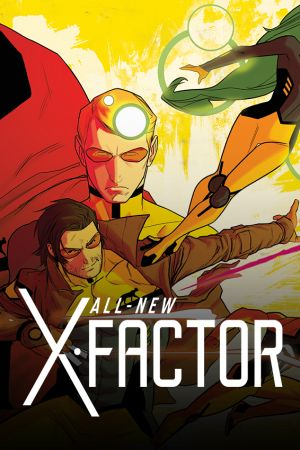 All-New X-Factor (2014 - 2015)