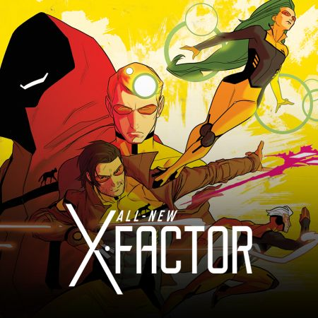 All-New X-Factor (2014 - Present)